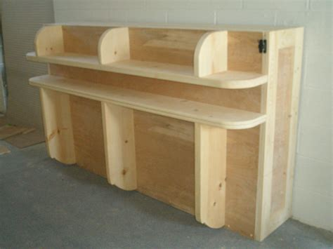 Cutting Plans For Horizontal Murphy Bed