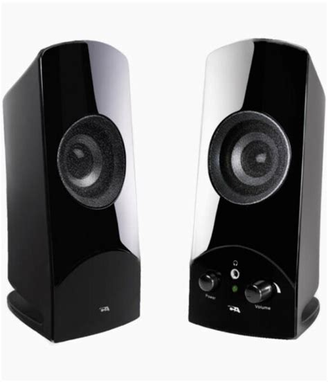 Cyber Acoustics CA-2018 2-Piece Amplified Computer Speaker System