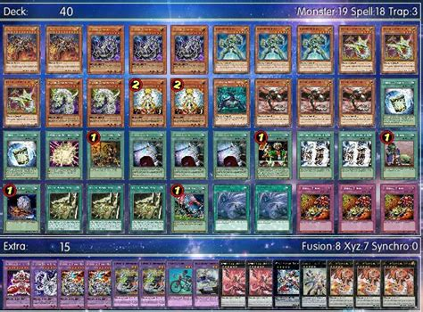 Cyber Dragon Deck Build 2015 Chevy