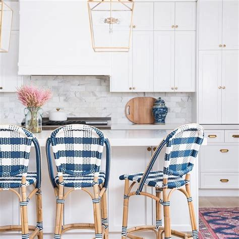 Cyber Monday Navy Kitchen Chairs