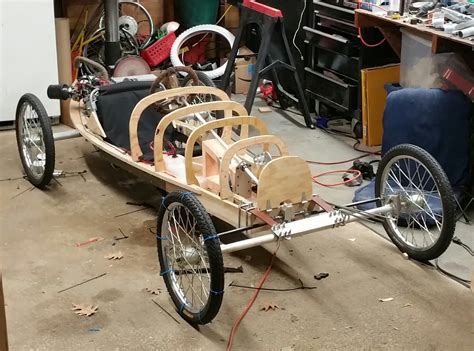 Cycle Kart Frame Plans