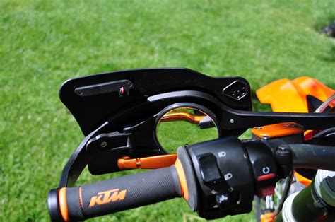 Cycra Handguards Turn Signals And A2 Rifle Length Handguards