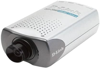 D-Link DCS-2000 10/100TX Internet Camera, Built-in Microphone