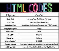 Best D html code