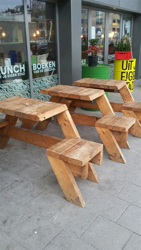 DIY 2 Person Picnic Table