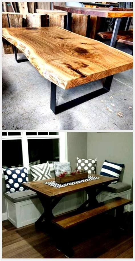 DIY 48x48 Kitchen Table