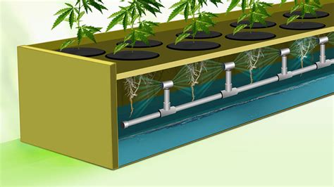 DIY Aeroponic Table