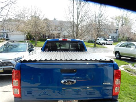 DIY Aluminum Bed Cover