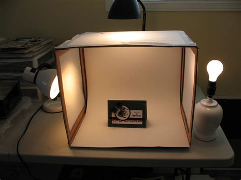 DIY Art Light Box
