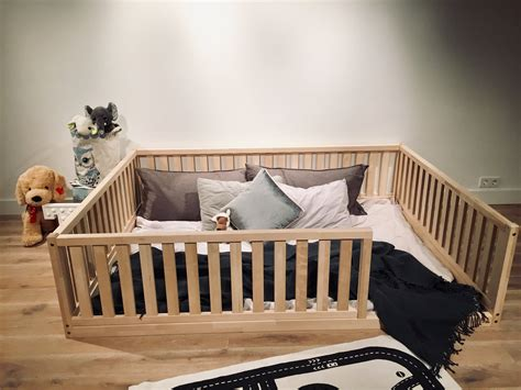 DIY Baby Floor Bed