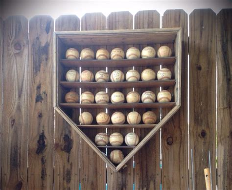DIY Baseball Display Case Plans