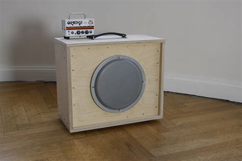 DIY Bass Cabinet Building Walkthrough