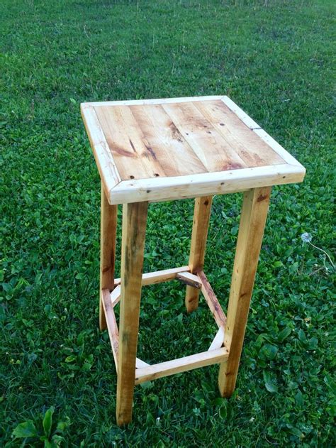 DIY Bench Out Of Bar Stools