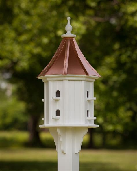 DIY Bird House Plans With Copper Roof