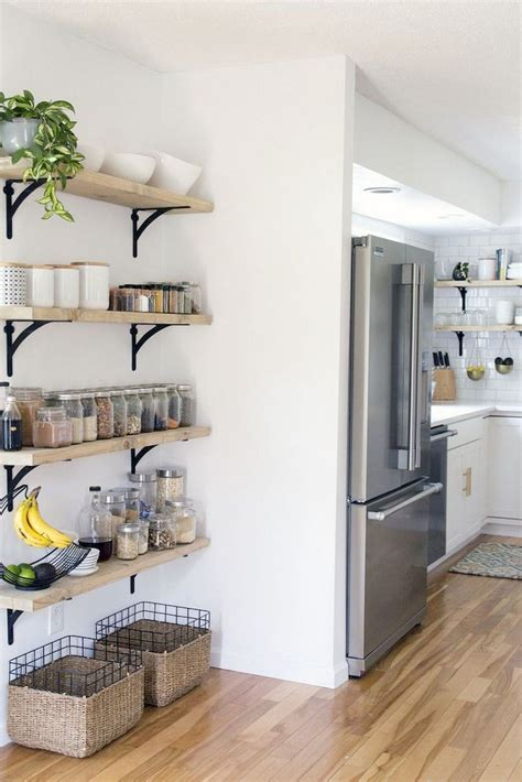 DIY Bookcase With Kitchen Cabinets