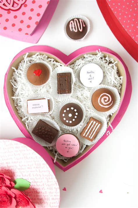 DIY Box For Chocolates