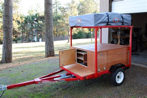 DIY Box Trailer Plans