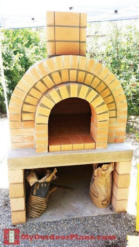 DIY Bread Oven Plans