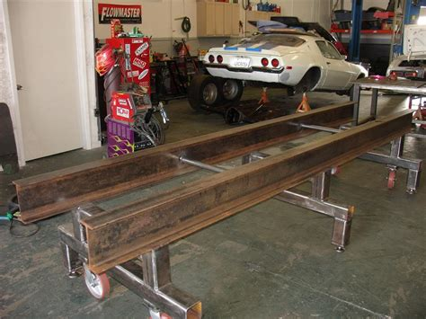 DIY Chassis Table