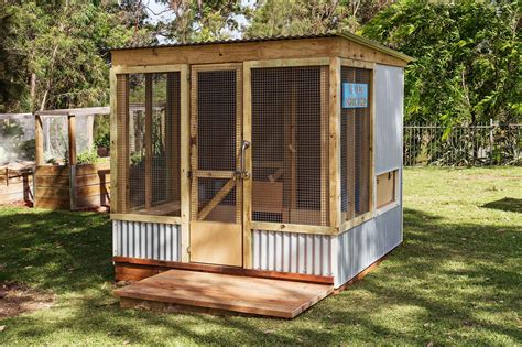 DIY Chook Sheds