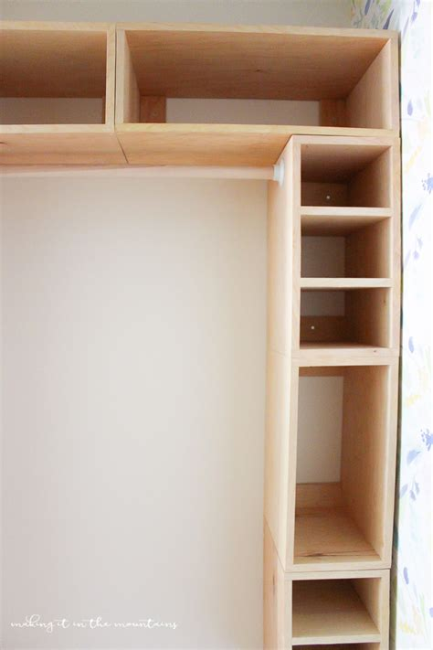 DIY Closet System Plans Youtube Broadcast