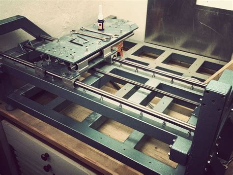 DIY Cnc Metal Frame