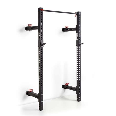 DIY Collapsible Power Rack
