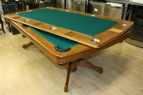 DIY Convert Pool Table To Dining Table