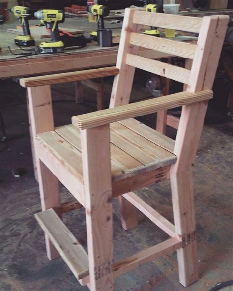 DIY Counter Height Chairs