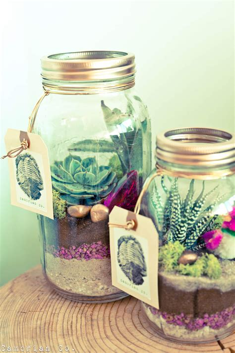 DIY Craft Projects With Mason Jars