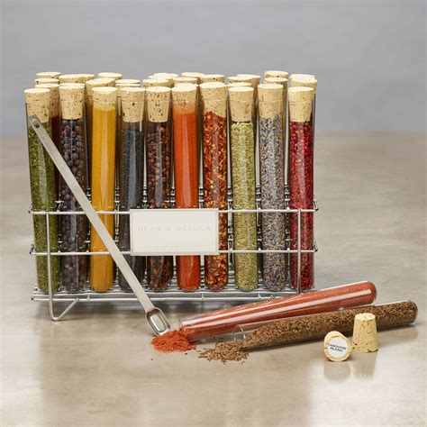 DIY Dean And Deluca Spice Rack