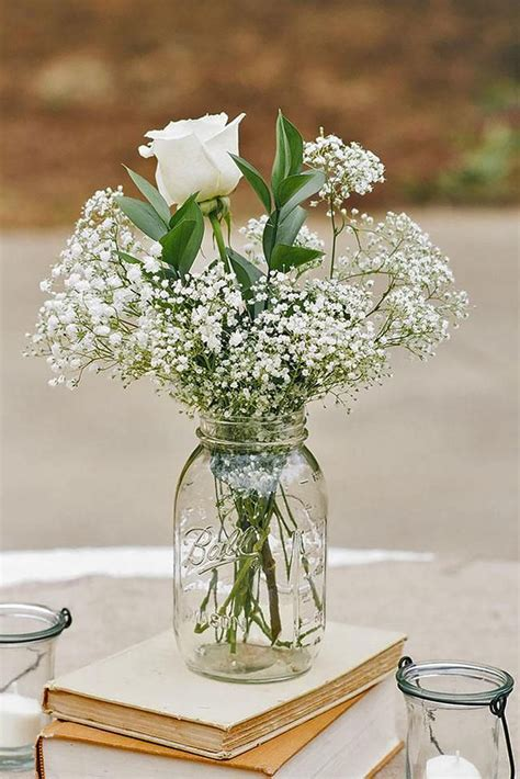 DIY Decorations For Wedding Tables