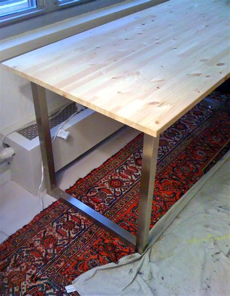 DIY Desk Top Wood