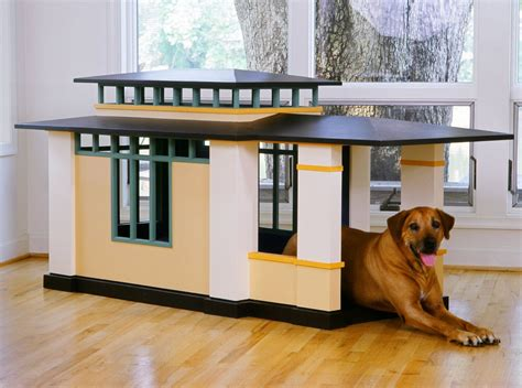 DIY Dog House For 3 Dogs