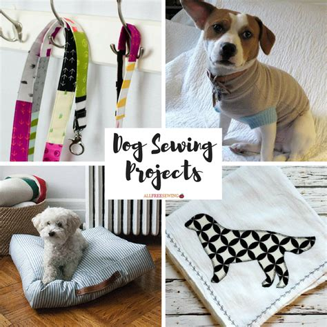 DIY Dog Sewing Projects