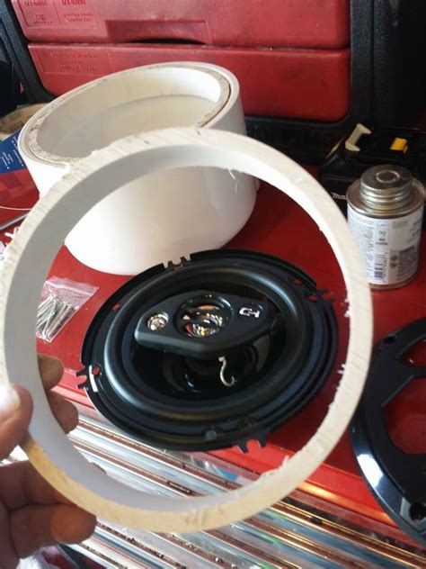 DIY Door Speaker Pods