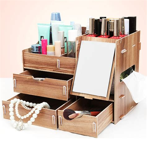 DIY Dressing Table Organizer
