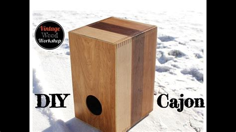 DIY Drum Box