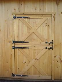 DIY Dutch Barn Doors