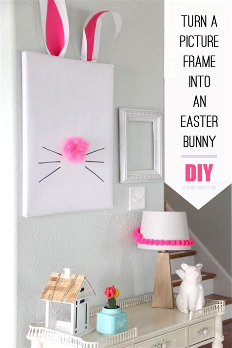 DIY Easter Picture Frames