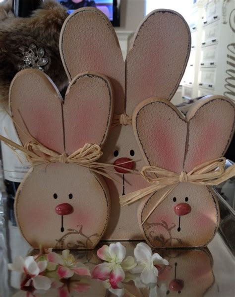 DIY Easter Wood Crafts