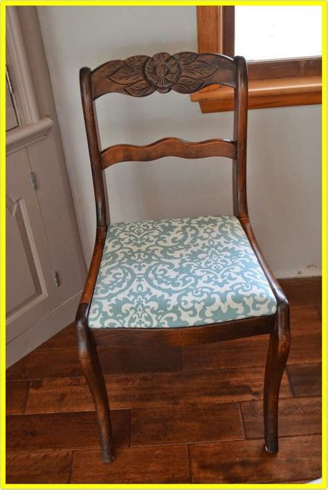 DIY Easy Dining Chair Slipcover