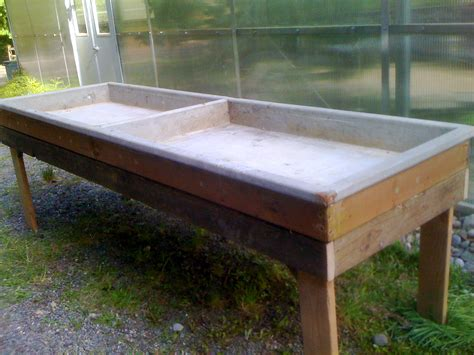 DIY Ebb And Flow Table