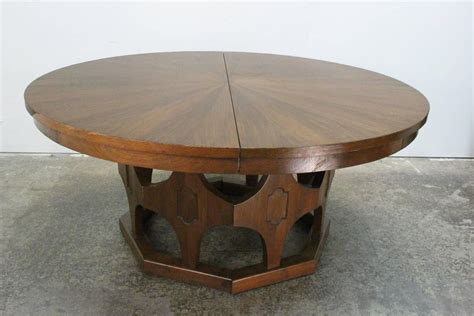 DIY Expandable Round Dining Table