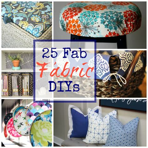 DIY Fabric Projects