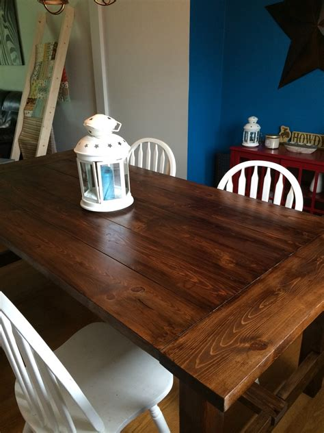 DIY Farm Table Ana White