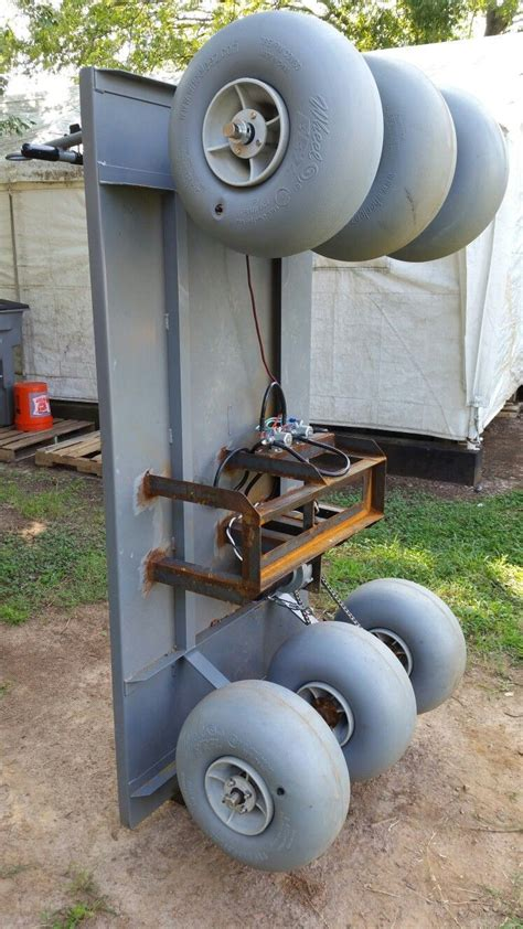 DIY Fishing Cart Plans