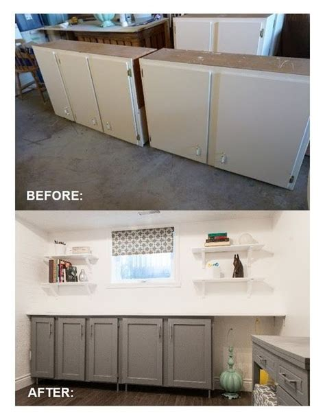 DIY Flat Face Cabinet Doors