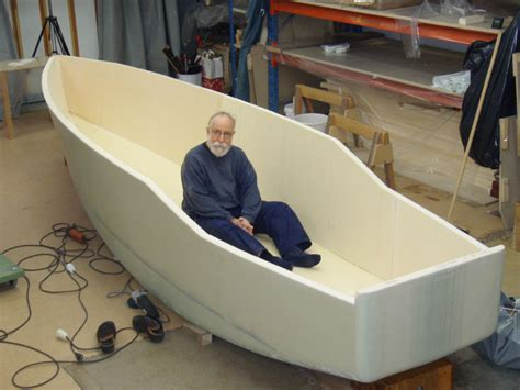 DIY Foam Boat Building