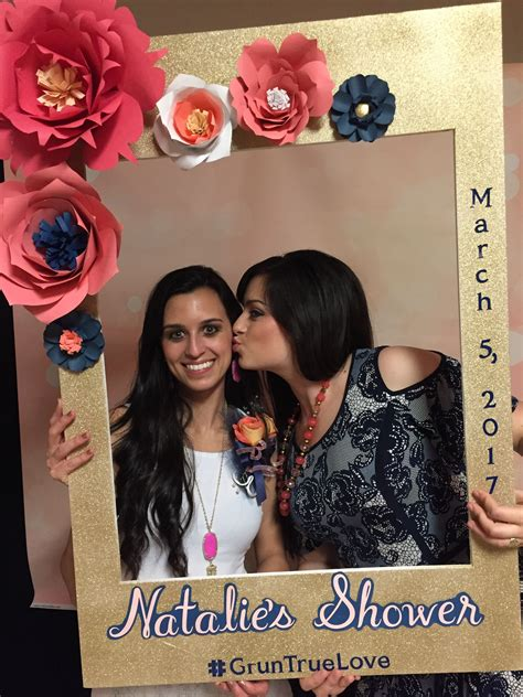 DIY Foam Photo Booth Frame